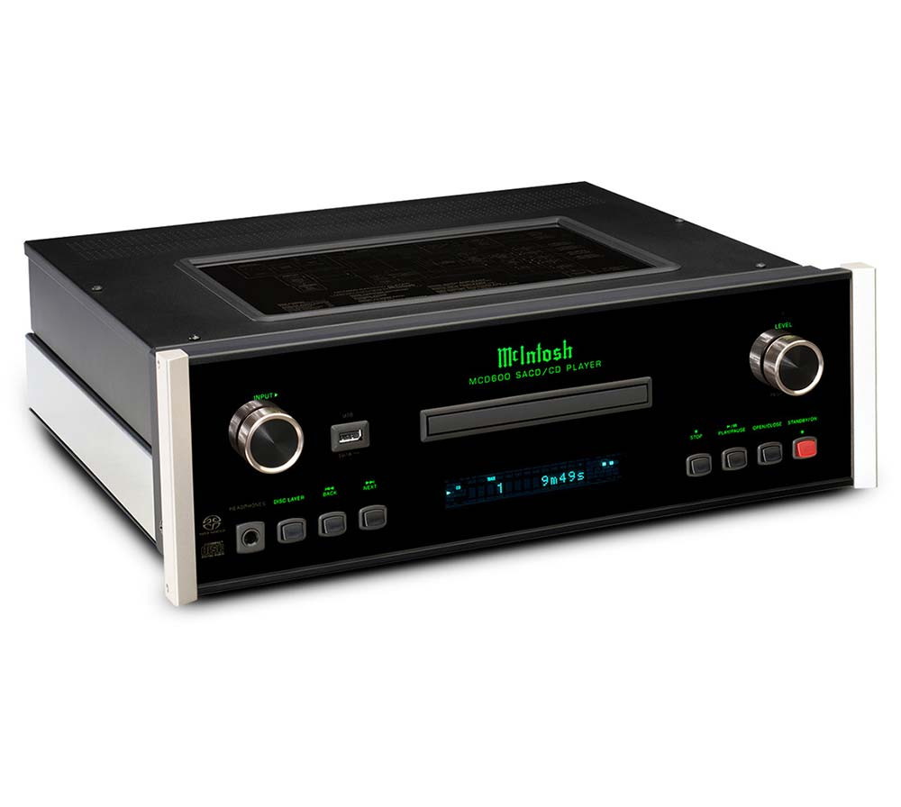 McIntosh MCD600 CD-soitin