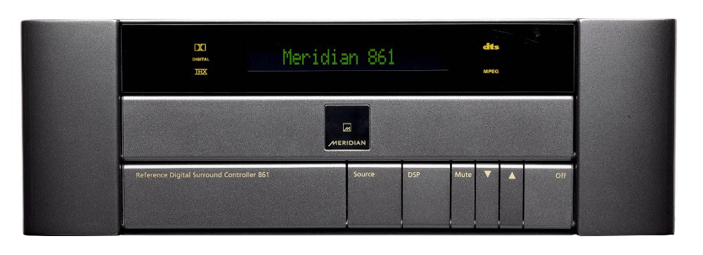 861v8 Reference Surround Sound Processor