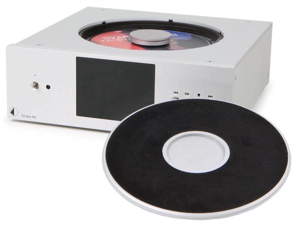 Pro-ject CD-box RS cd-soitin koneisto
