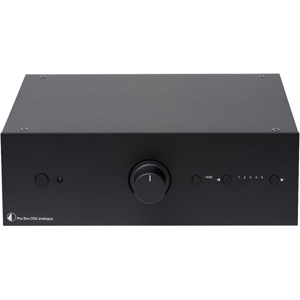 Pro-ject Pre Box DS2 analogue