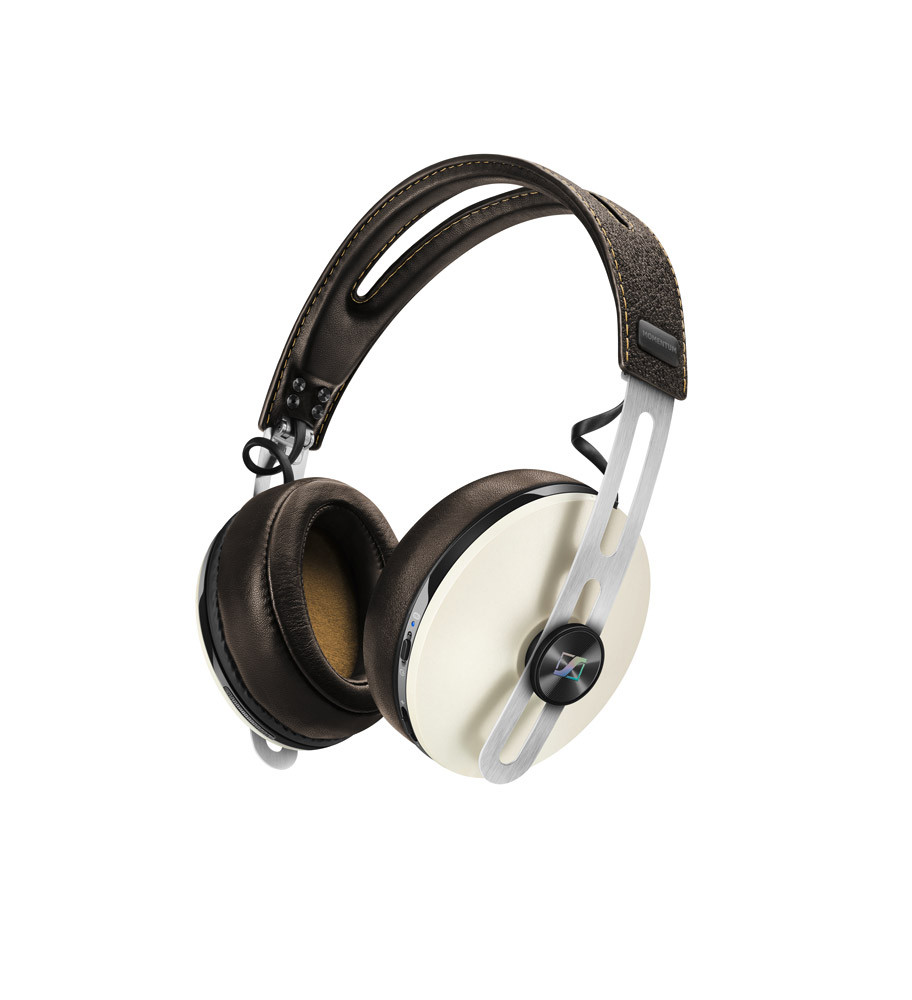 Sennheiser Momentum 2 around ear kuulokkeet ivory