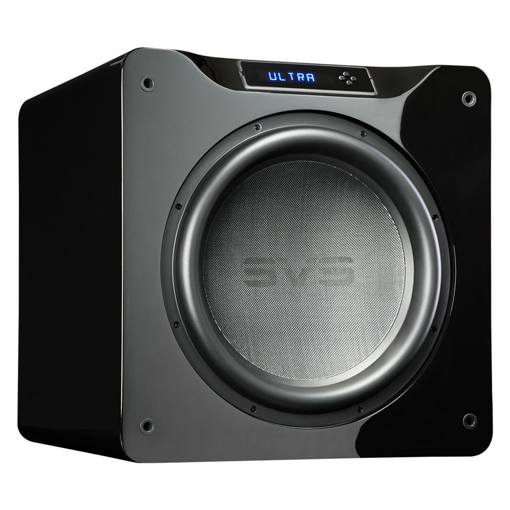 SVS SB16 Ultra subwoofer piano