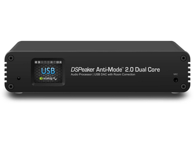 DSPeaker Anti-Mode 2.0 Dual Core huonekorjain