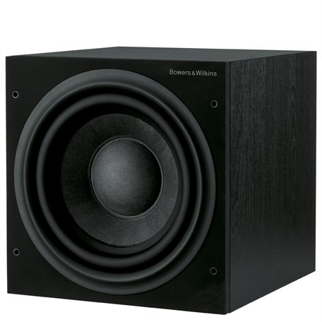 Bowers & Wilkins ASW610XP subwoofer musta