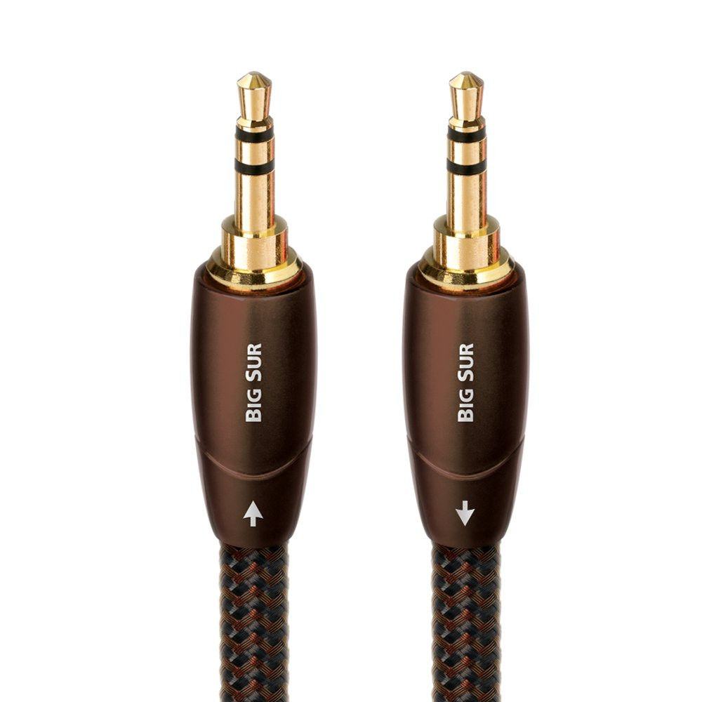 Audioquest Big Sur RCA-kaapeli 3.5 mm