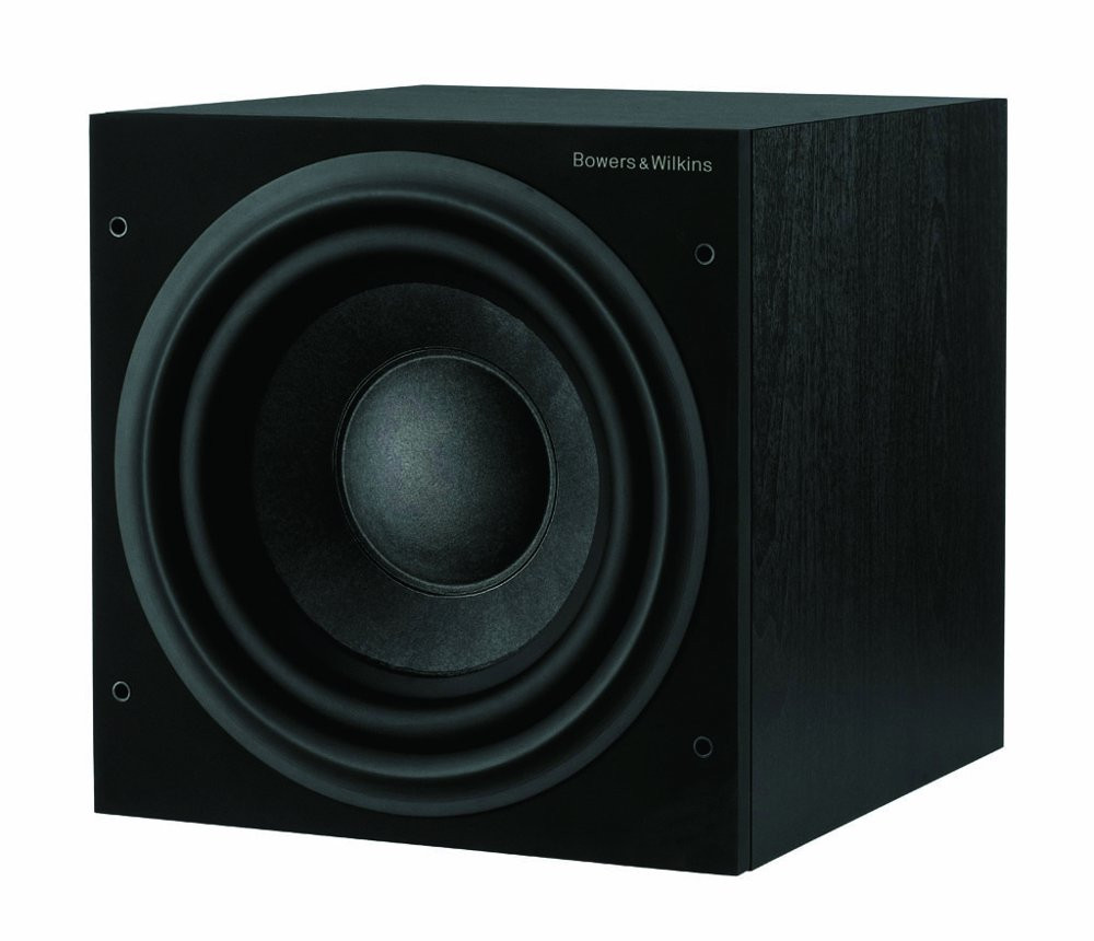 Bowers & Wilkins ASW608 musta