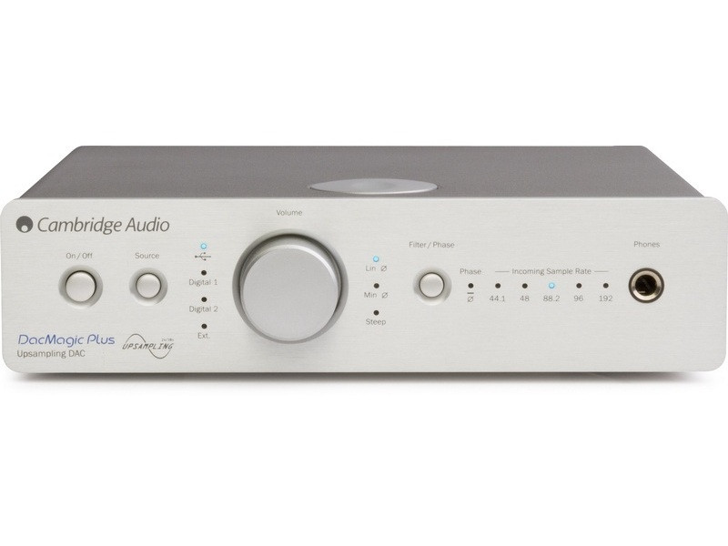 cambridge audio dacmagic plus dac