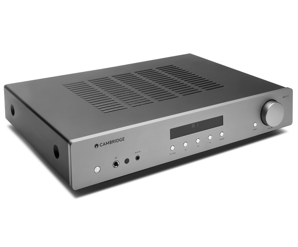 Cambridge Audio AXA35 vahvistin
