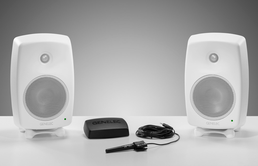Genelec 8320A SAM GLM Bundle