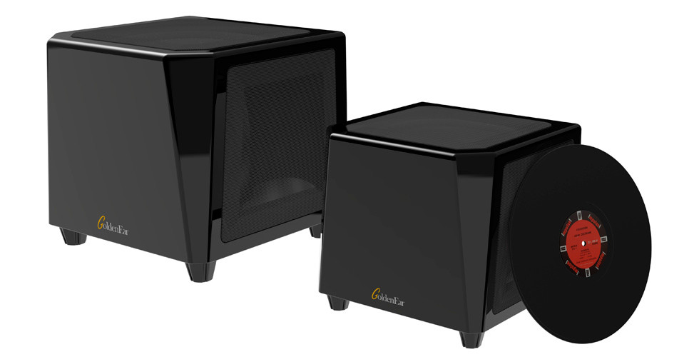 GoldenEar SuperSub X subwoofer