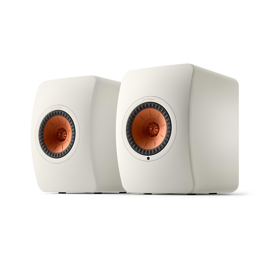 KEF LS50 Wireless II aktiivikaiutin