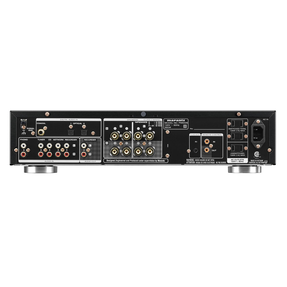 Marantz PM6006 REAR