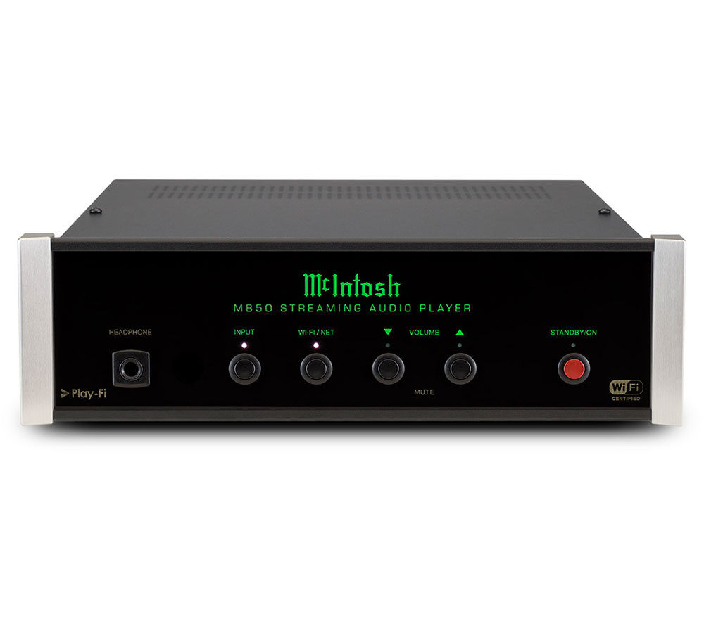 McIntosh MB50 Streamer