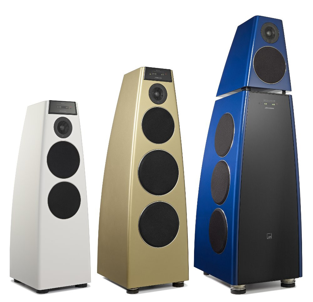 Meridian DSP8000 Special Edition, RAL