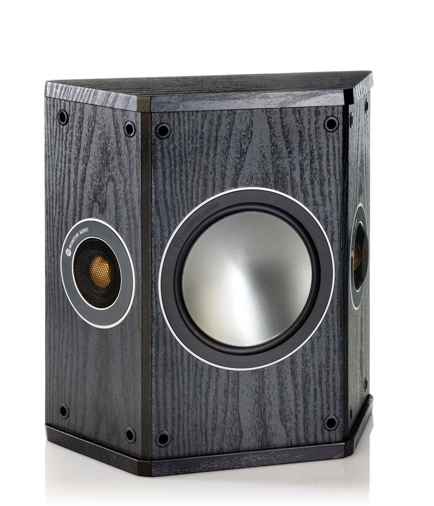 Monitor Audio Bronze FX musta