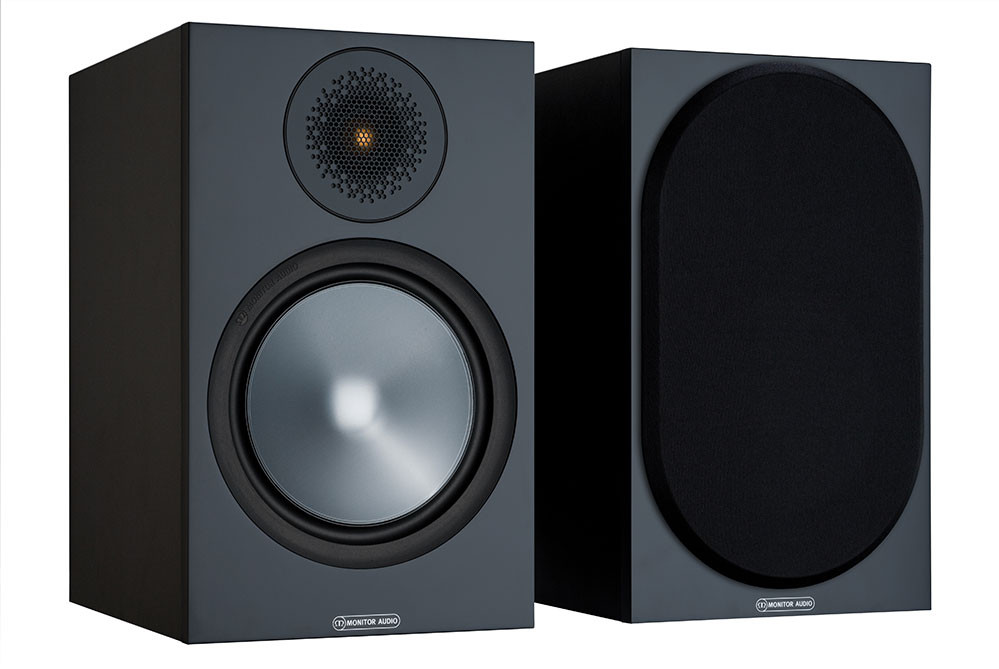 Monitor Audio Bronze 100 musta