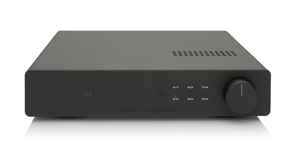 NuForce DAC80 musta
