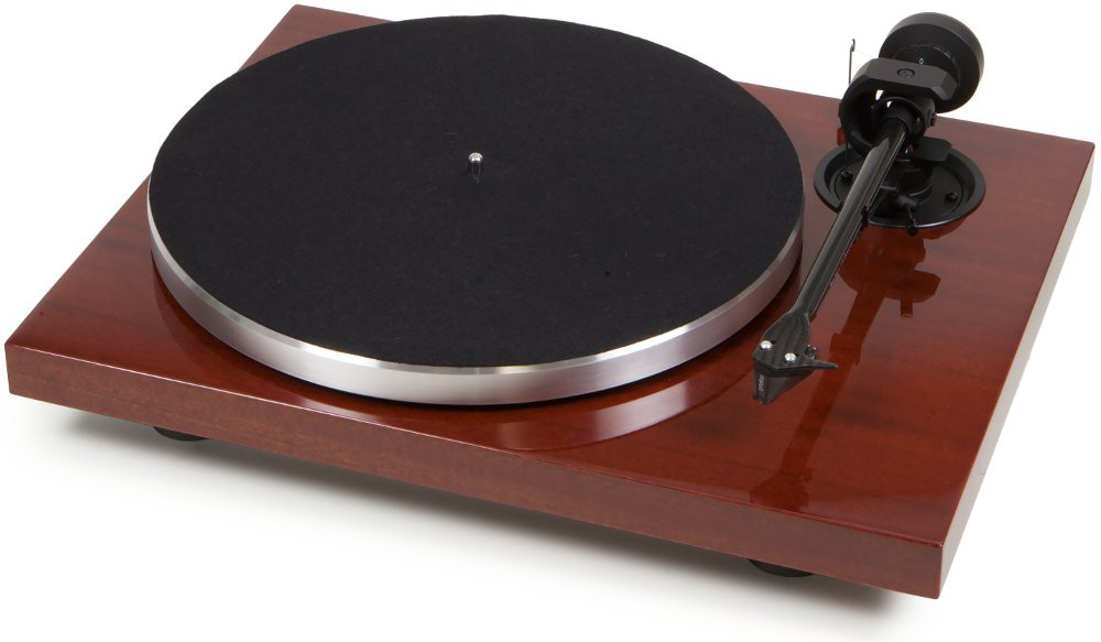 Pro-ject 1-Xpression Carbon Classic mahonki