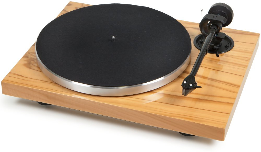 Pro-ject 1-Xpression Carbon Classic oliivi