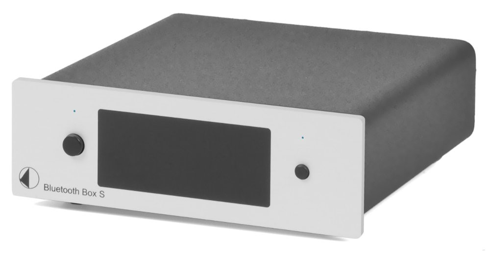 Pro-Ject Bluetooth box S hopea