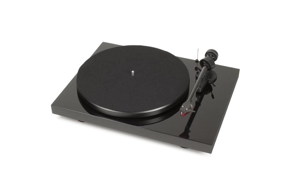 Pro-Ject debut carbon phono usb musta