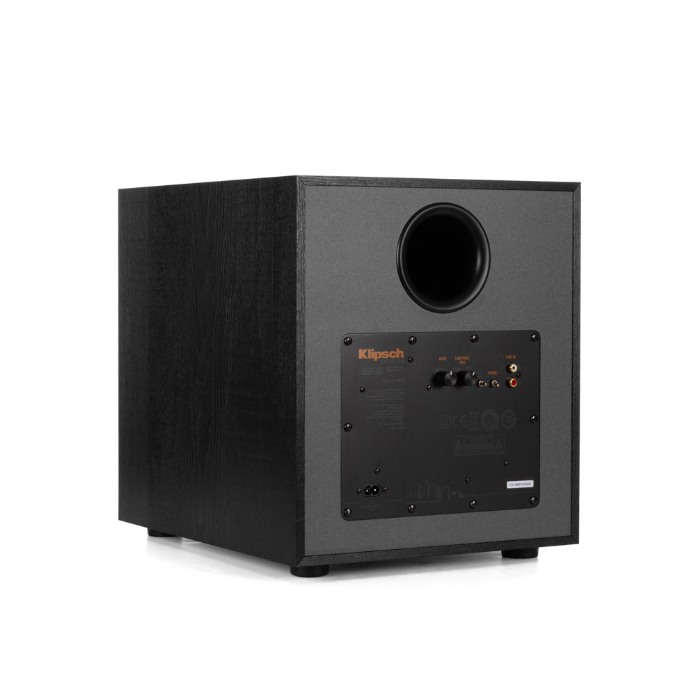 R-100SW subwoofer takaa