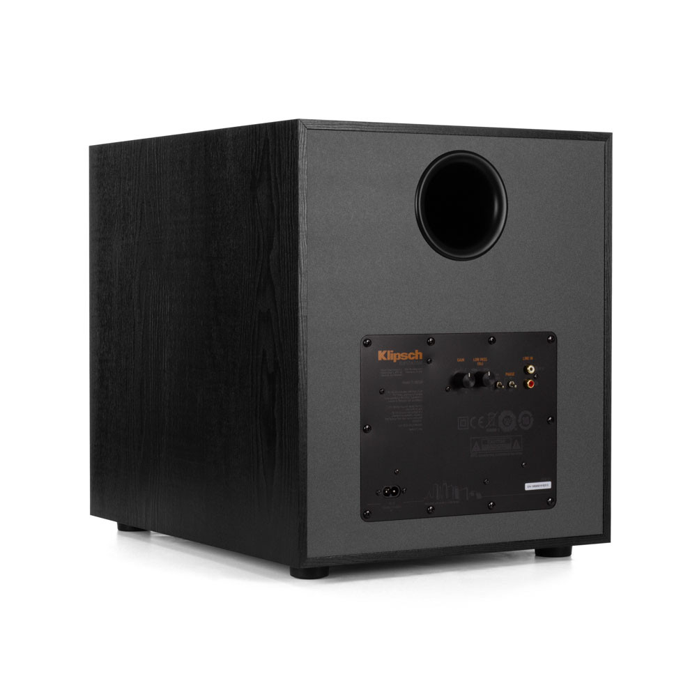 R-120SW Subwoofer takaa