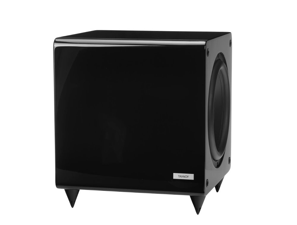 Tannoy TS 2.10 subwoofer musta